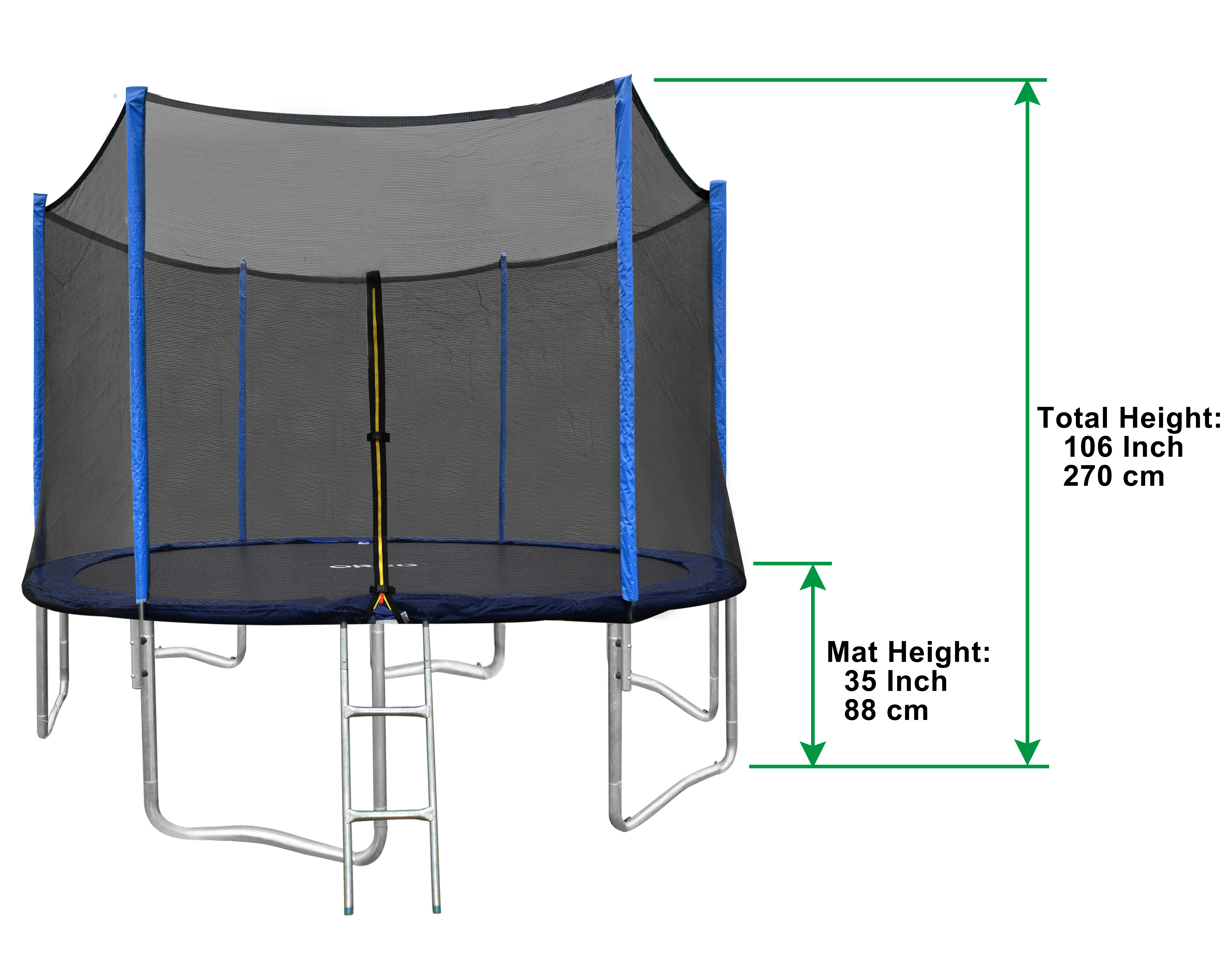 15ft tr&oline tent  sc 1 th 198 & Trampoline Stakes. Buy 3mtr 10ft X. Best In Backyards 8. 15ft ...
