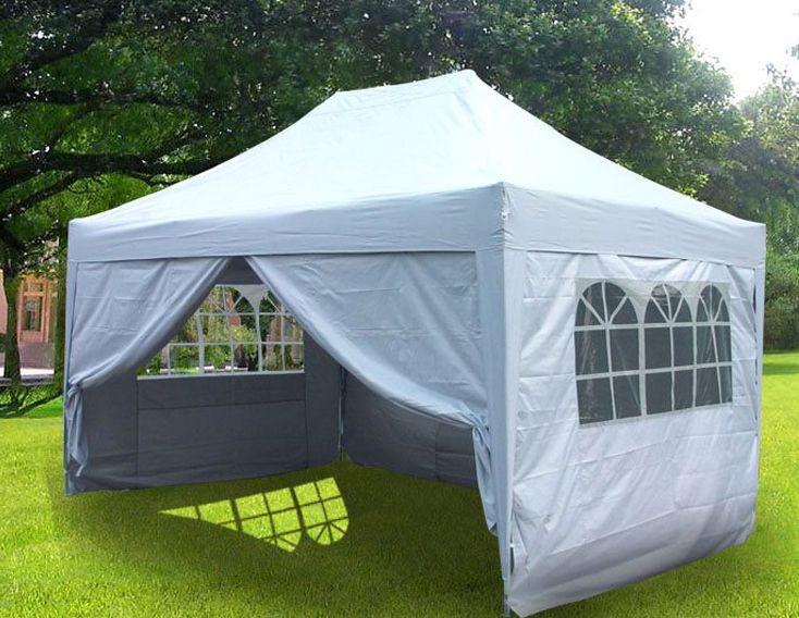Instant Pop-Up Canopies