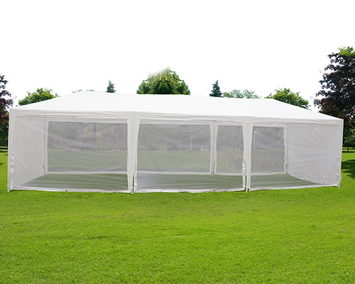 Quictent 174 10x30 Party Wedding Tent Canopy Gazebo Screen