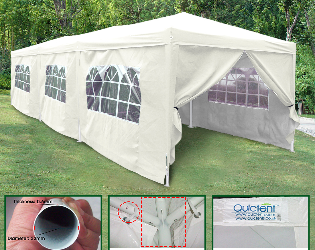 Quictent 174 10 X10 20 30 Outdoor Heavy Duty Wedding